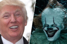 Trump Pennywise Thumb