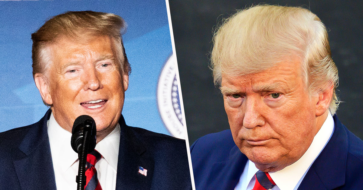 Donald Trump Finally Admits He Does Look Orange