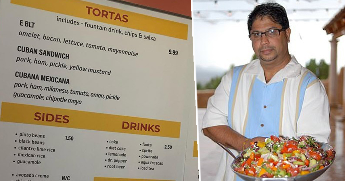 New Mexico Restaurant Is Facing Savage Backlash Over Its 'Racist' Menu