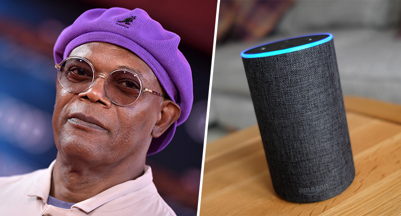 samuel l jackson will voice amazon alexa