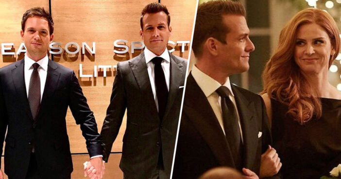 Suits Cast Say Goodbye As Final Ever Series 9 Wraps Production