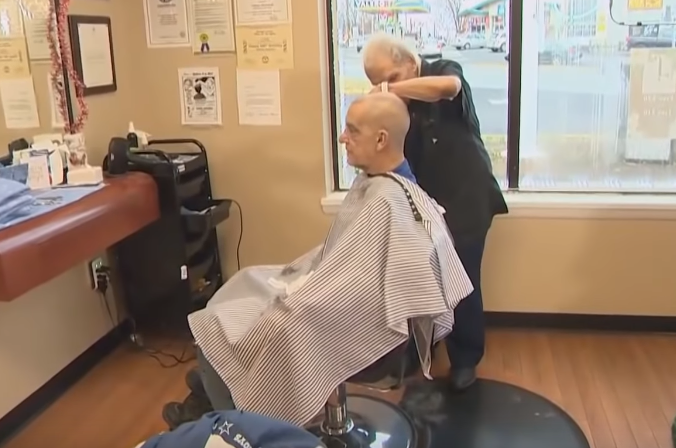 World's Oldest Barber Dies Aged 108