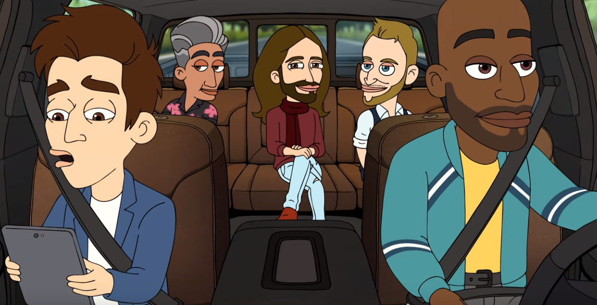 cast of queer eye in big mouth