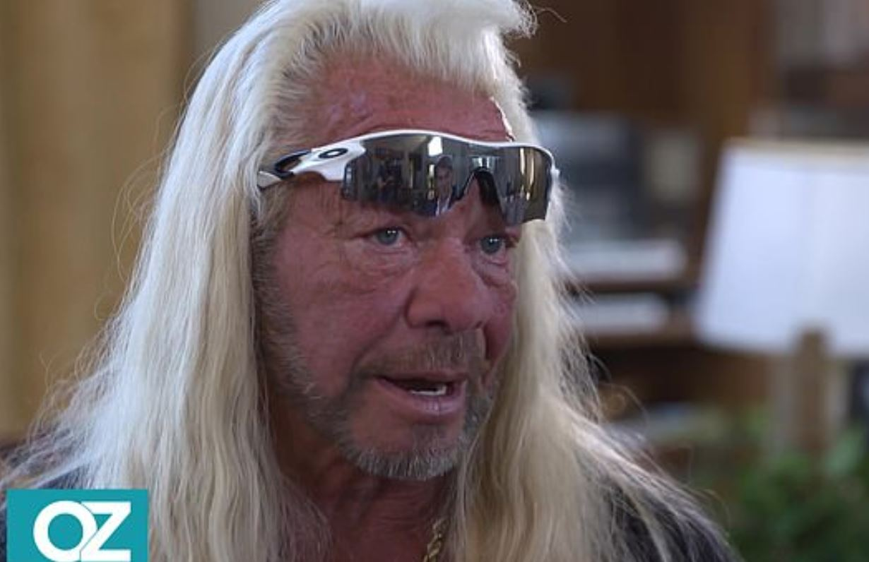 Dog The Bounty Hunter Diagnosed With Life-Threatening Pulmonary Embolism