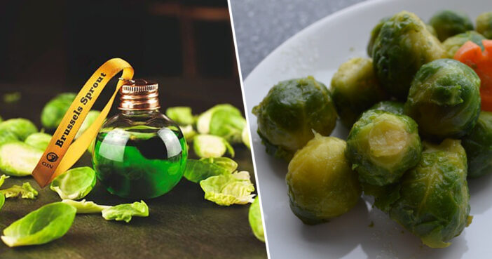Brussels Sprouts gin