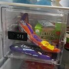Man Installs Chocolate Safe In His Fridge To Stop Fiancée Stealing Food