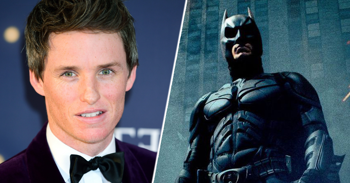 Eddie Redmayne Wants To Play The Next Batman Villain