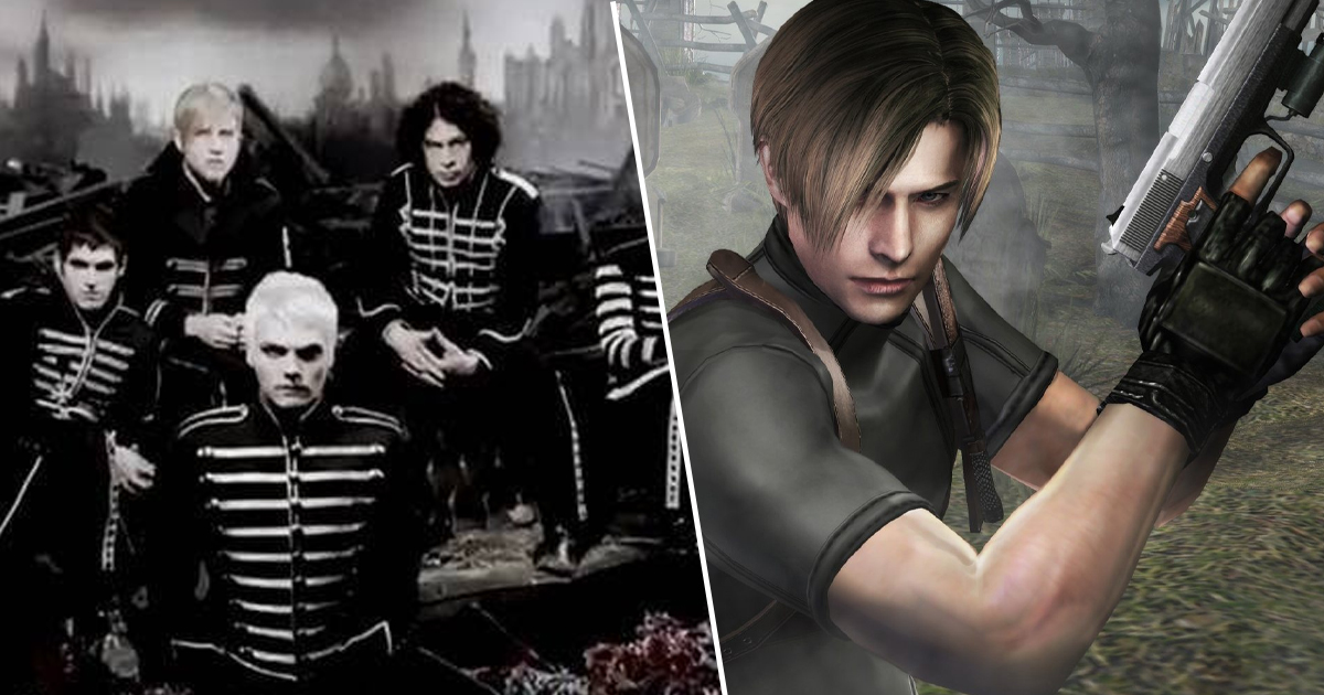 The Biggest 00's Emo Albums Summed Up Using Video Game Quotes