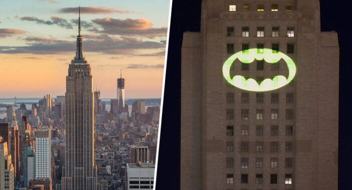 Empire State Building Will Glow Yellow To Celebrate Batman Day