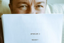 After Life Series Two Starts Filming Next Week