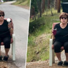 Grandma Slows Speeding Drivers By Pretending Her Hair Dryer Is A Radar Gun