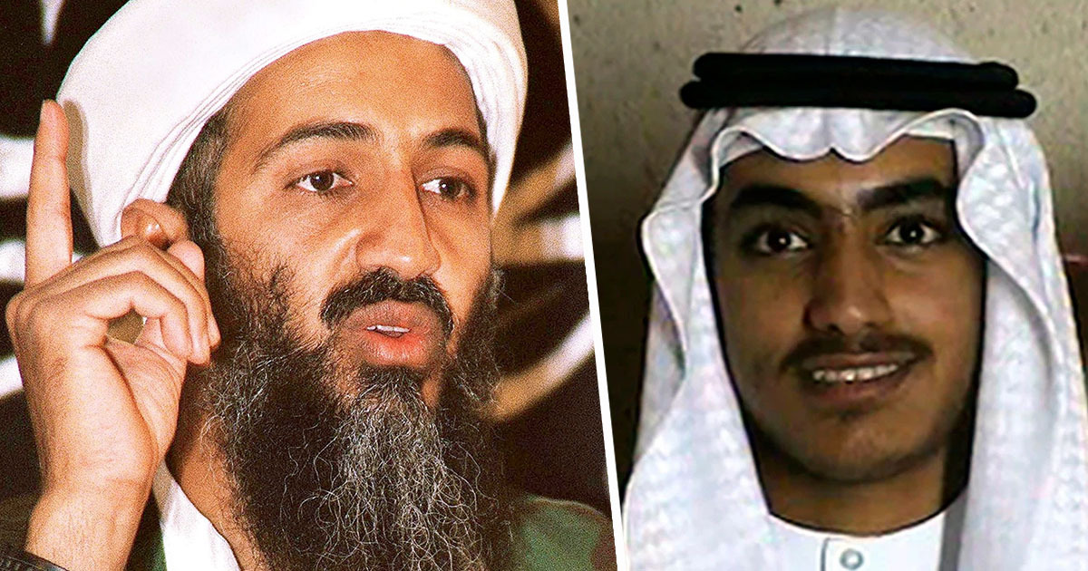Osama Bin Laden's Son Hamza Finally Confirmed Dead By US Officials