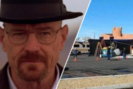 Leaked Images Hint Walter White Is Returning For El Camino