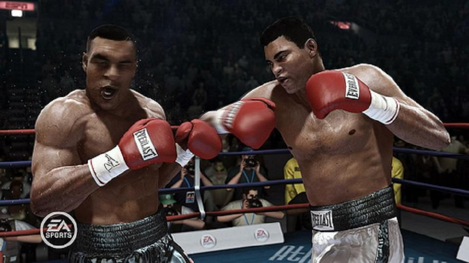 The EA Fight Fight Night series may return
