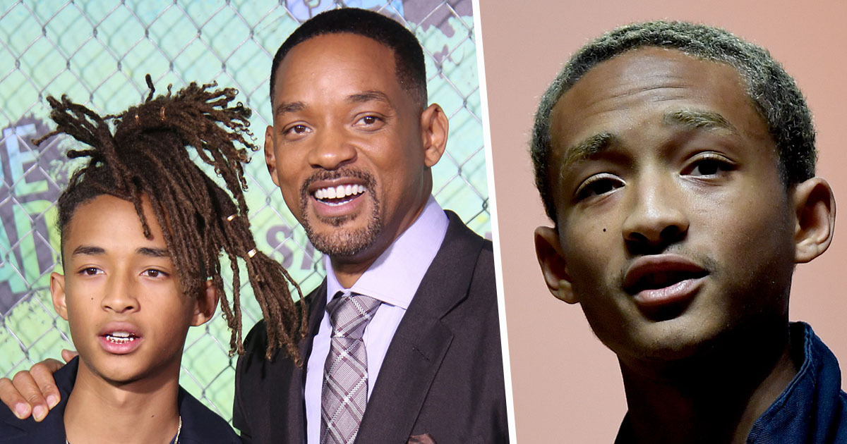 Will Smith had to hold intervention for son Jaden