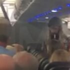 Plane Forced Into Emergency Landing After Guy Lights Up Joint Mid-Flight