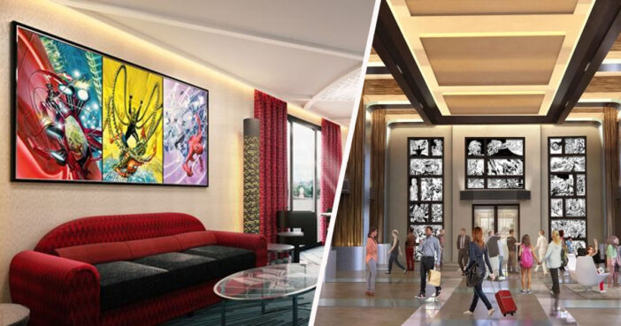 Marvel Hotel To Open At Disneyland Paris In 2020