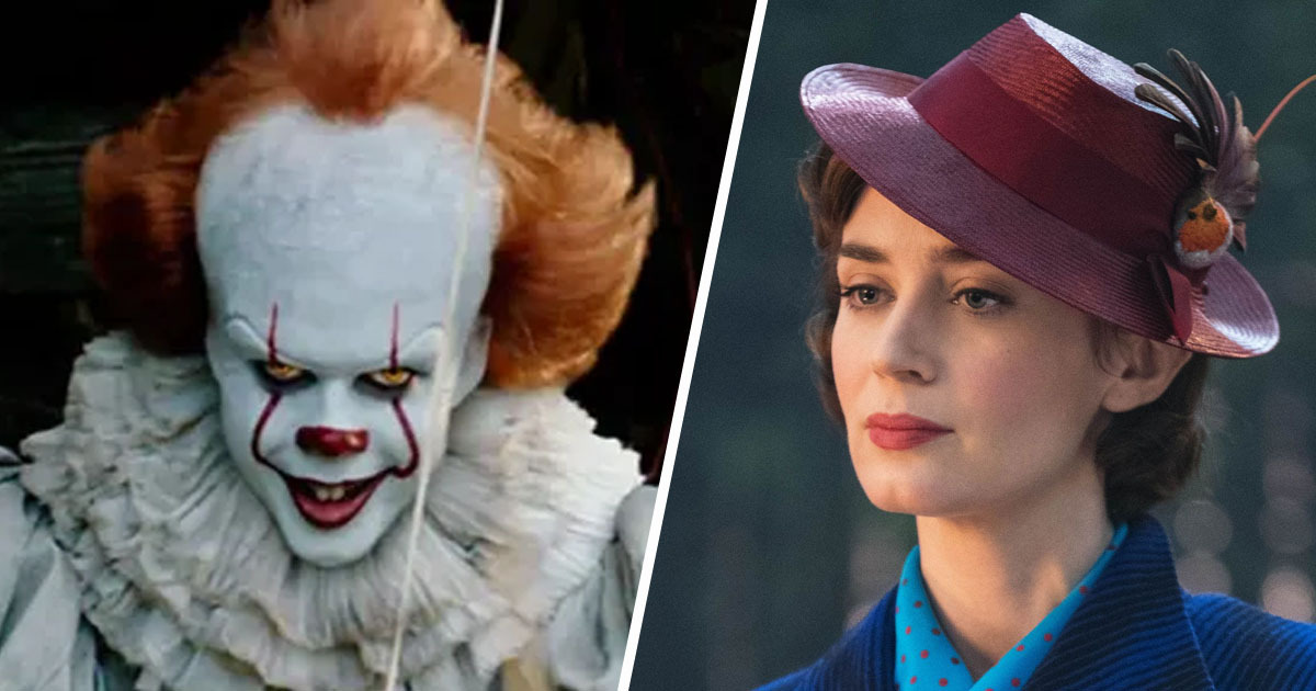 Theory claims Pennywise and Mary Poppins are the same character