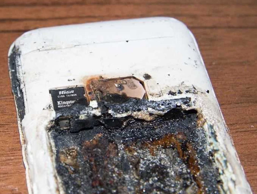 Girl Killed In Her Sleep After Her Charging Phone Exploded On Her Pillow