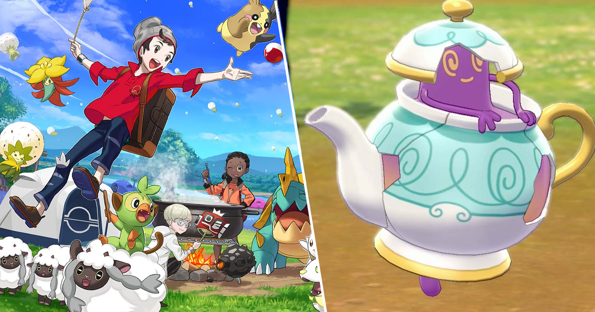 Pokemon Sword & Shield Shows Off The Most British Pokemon Of All Time
