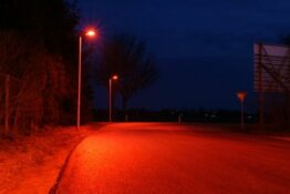 Bat Friendly Street Lighting Installed To Support Local Wildlife