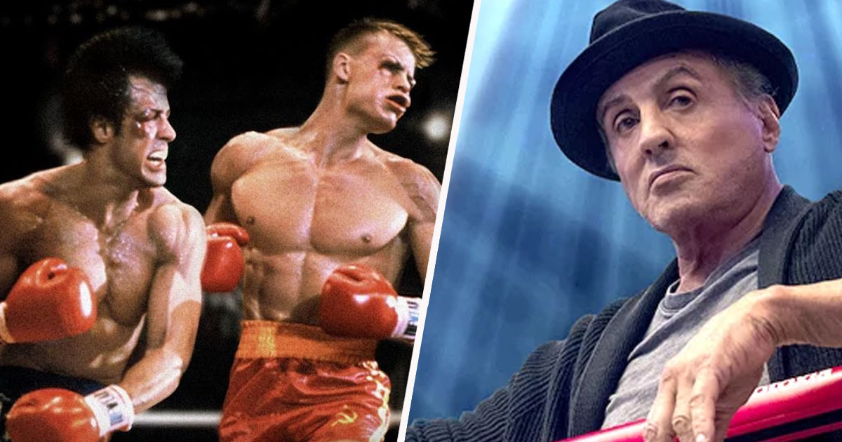 Sylvester Stallone Was 'Really Upset' Fight With Ivan Drago Was Cut From Creed II