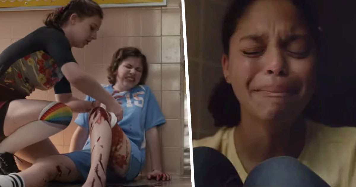 Chilling Ad By Sandy Hook Promise Features Kids Using School Supplies During A Shooting