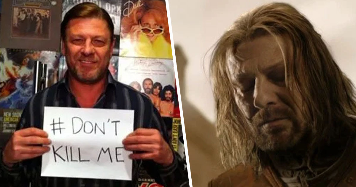 Sean Bean Is So Tired Of Dying He's Now Rejecting Roles Where He Gets Killed