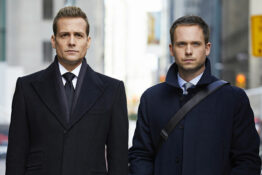 suits is over sad face