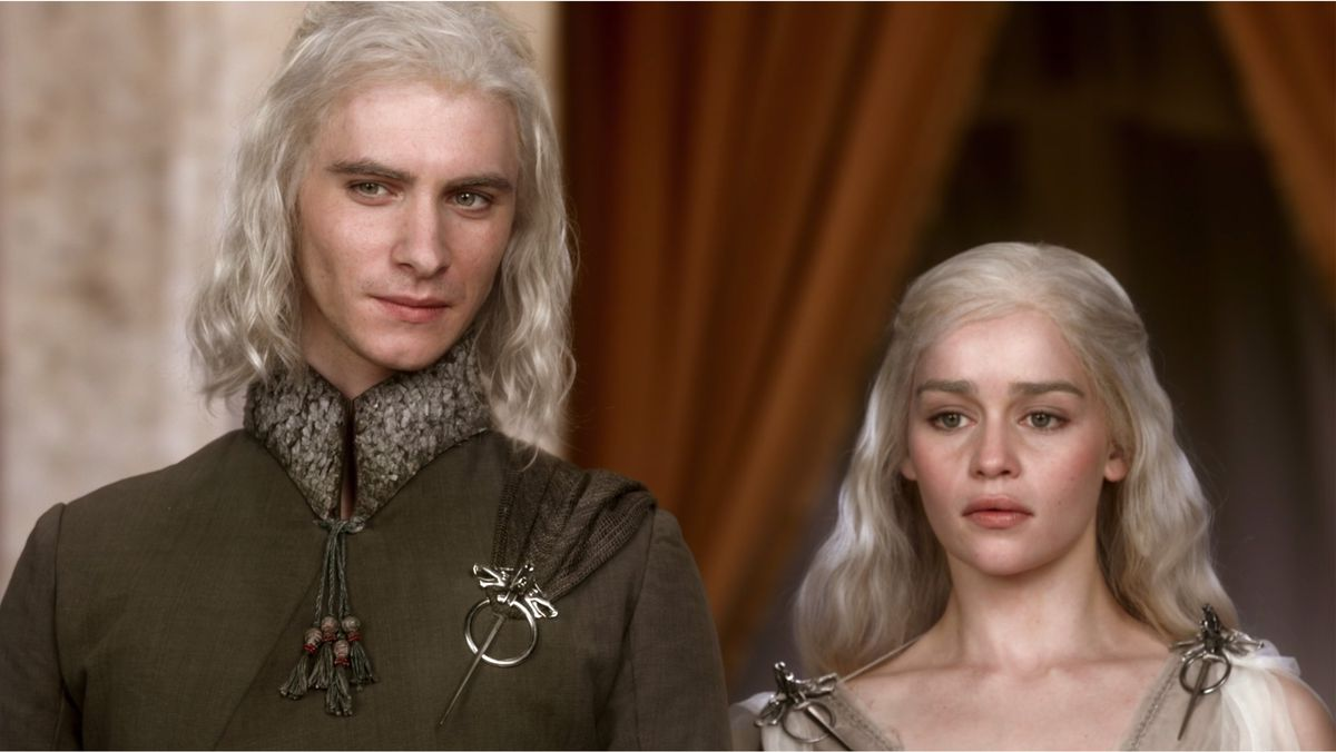 aegon and daenerys targaryen