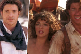 Brendan Fraser Would 'Absolutely' Return For A Mummy Sequel