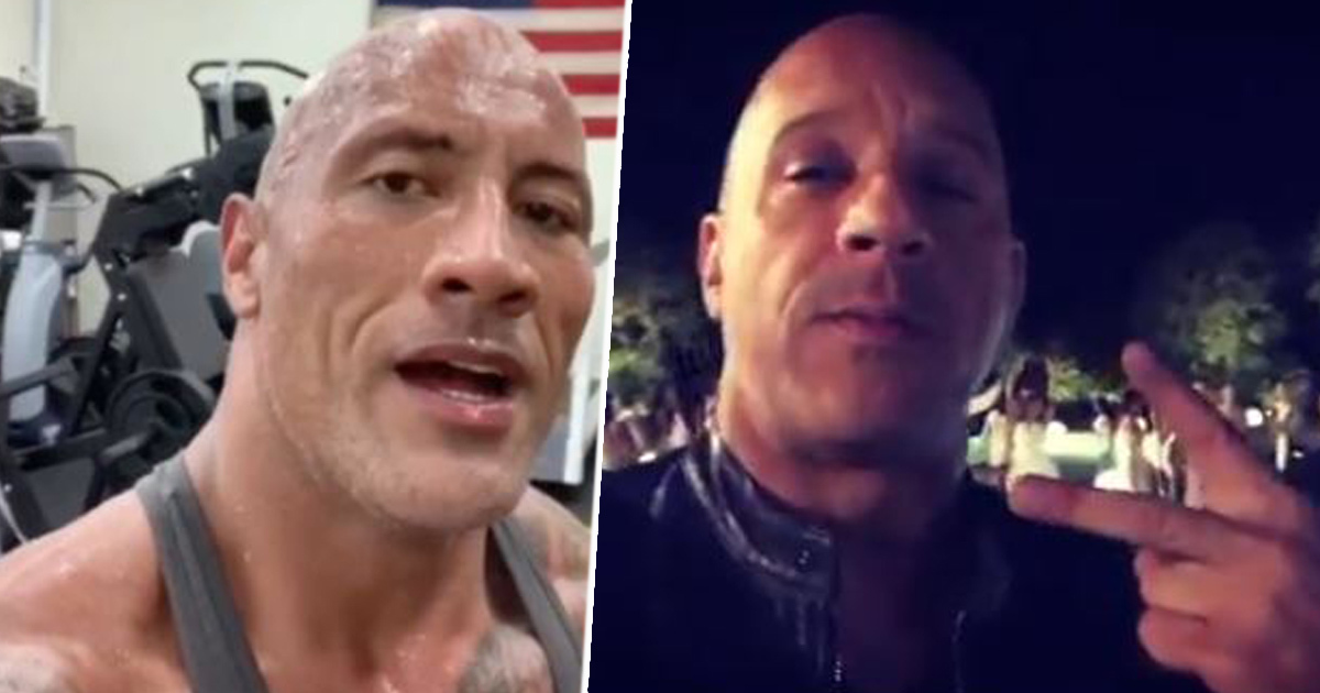 Dwayne Johnson And Vin Diesel Have Ended Their Fast And Furious Feud