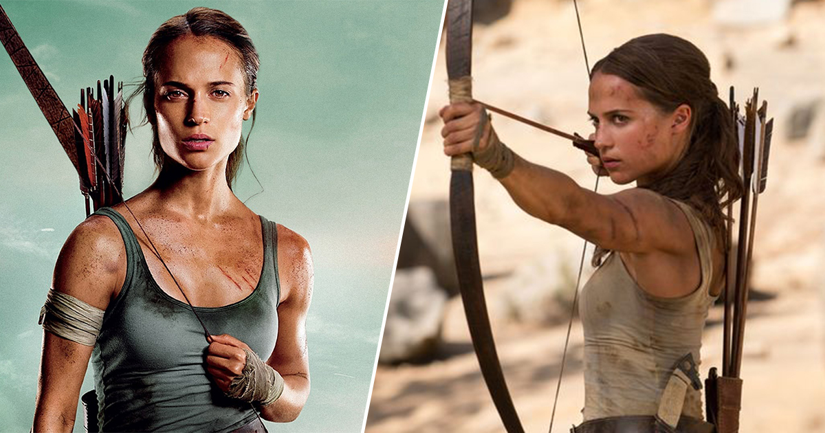 Tomb Raider Movie Sequel Confirmed, With Alicia Vikander Returning
