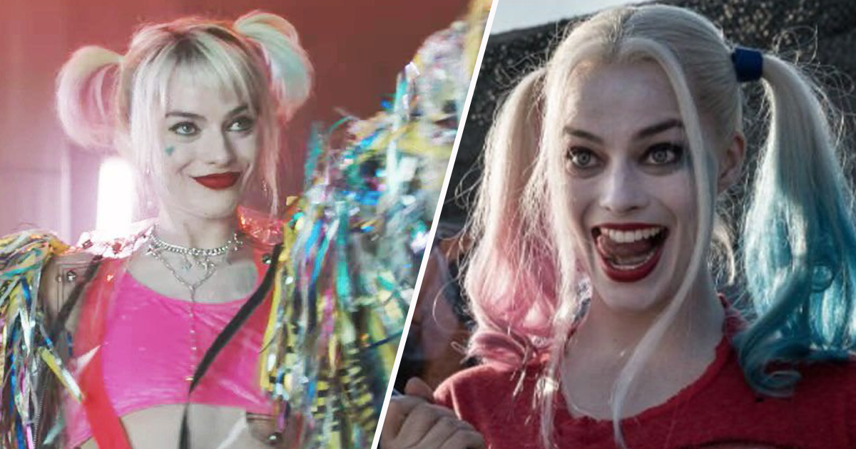 Harley Quinn Movie Birds Of Prey Trailer Just Dropped