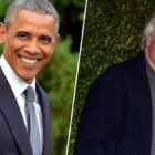 Barack Obama Meets Robert De Niro For Dinner After Signing On To Trump Impeachment Documentary