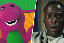 Barney Live Action Movie Daniel Kaluuya Get Out