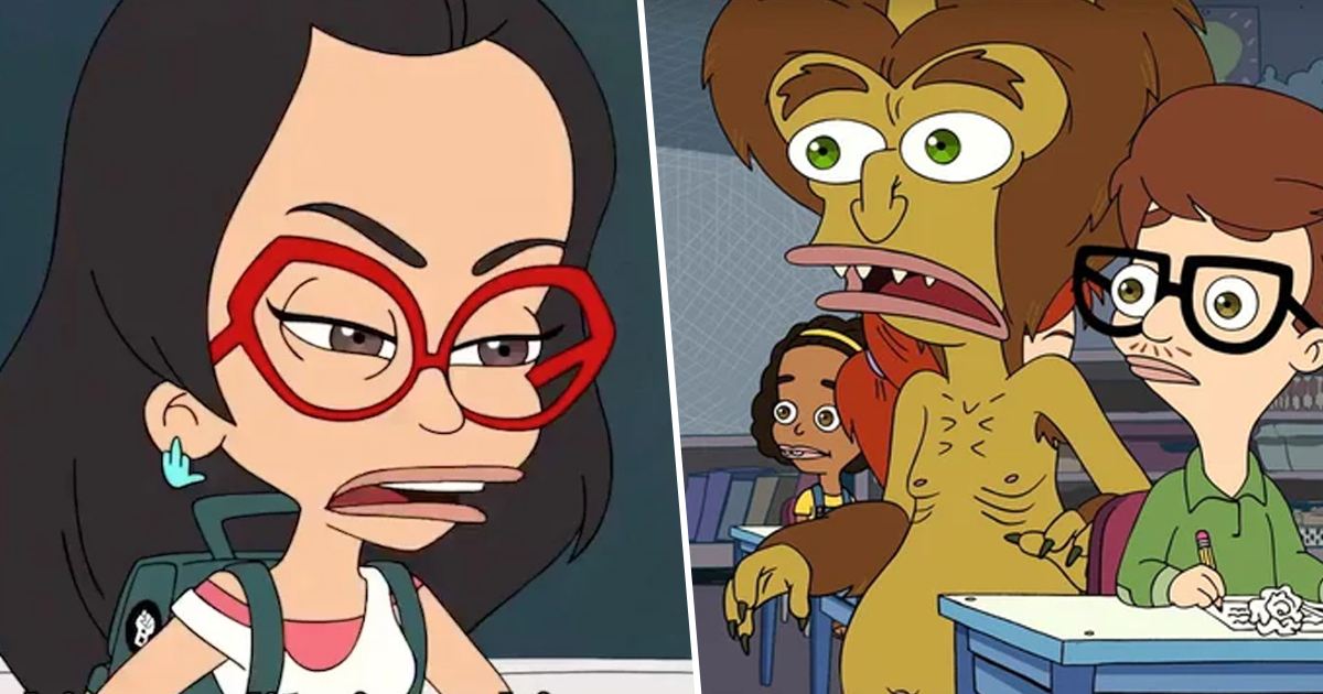People Are Not Happy With Big Mouth's Definition Of Bisexuality