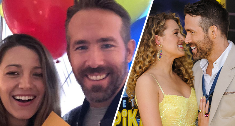 Ryan Reynolds Blake Lively third child