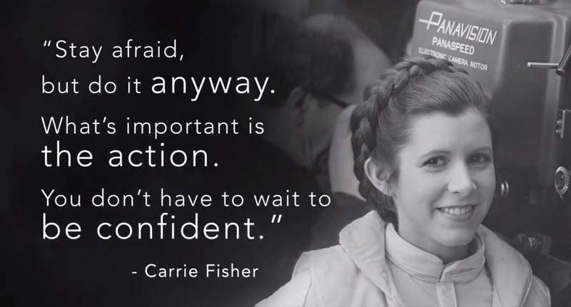 Star Wars Shares Beautiful Tribute To Carrie Fisher On Her Birthday