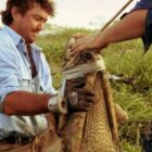 Crocodile Hunter Dubbed 'The New Steve Irwin' Battles 15 Foot Crocodile