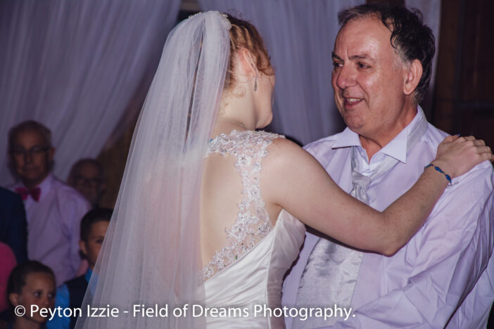 Autistic Father Daughter Photograph Dance