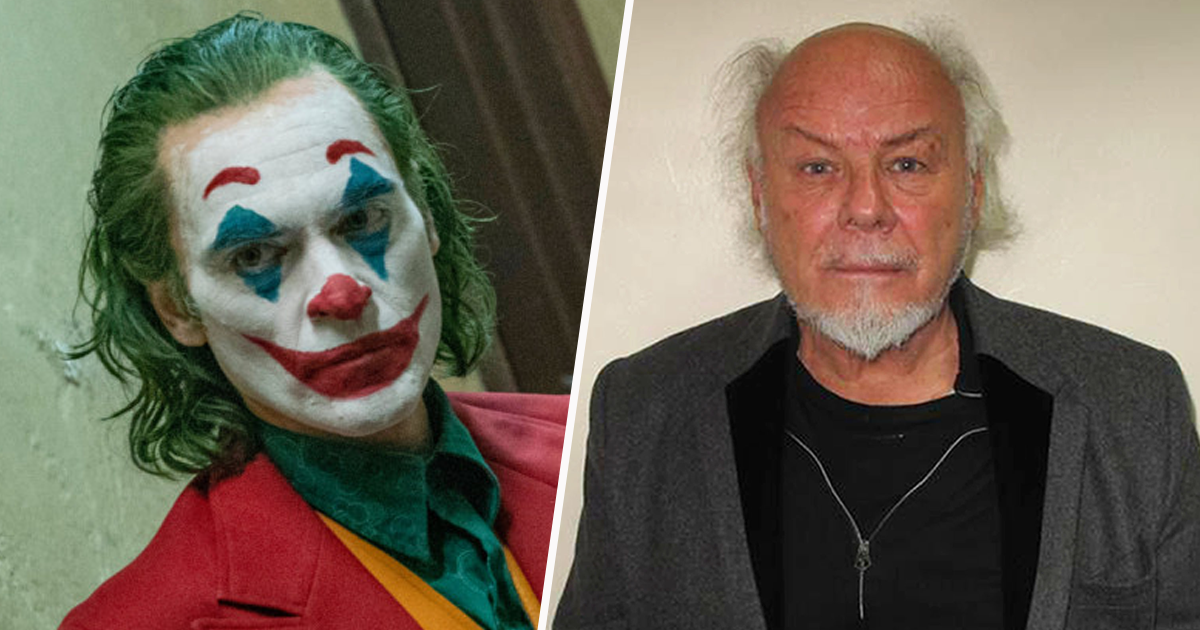 Gary Glitter Won't Receive Any Royalties From Joker