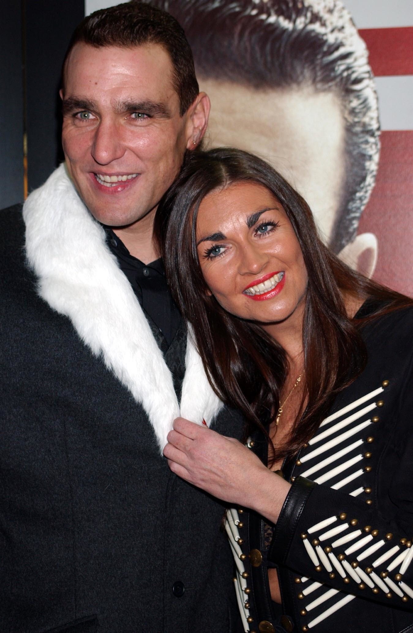 Vinnie Jones shares wife's last love letter before she died