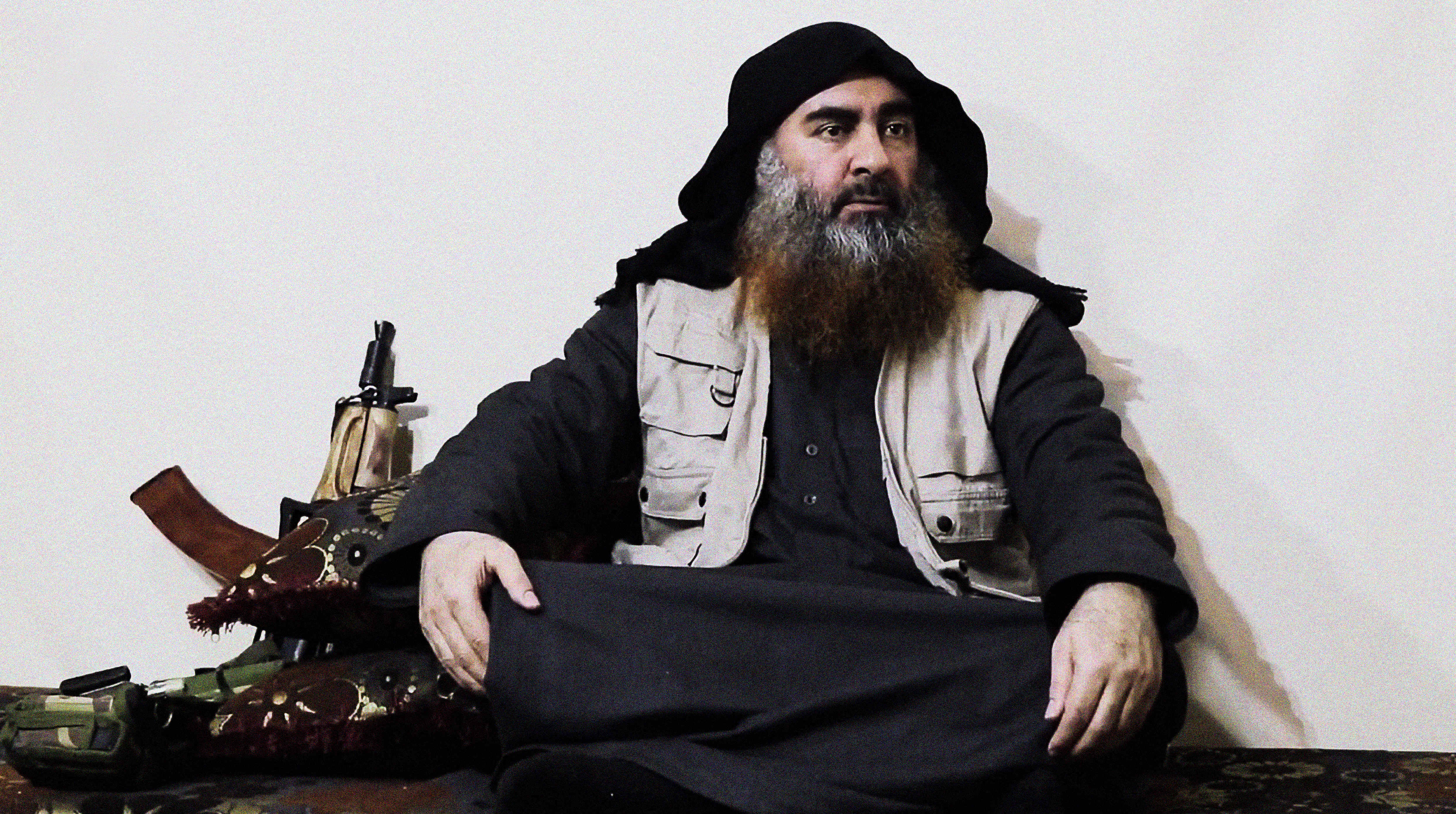 ISIS Leader Abu Bakr al-Baghdadi Reportedly Dead After US Special Ops Raid