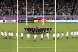 England fined for their response to New Zealand Haka