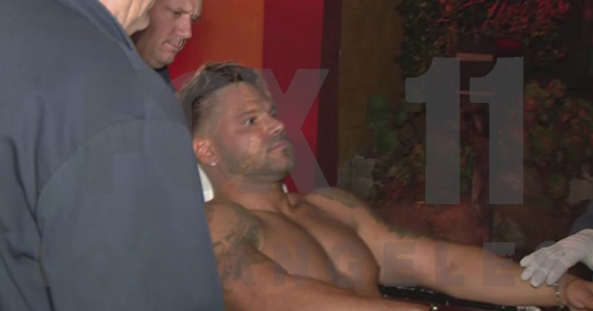 Jersey Shore's Ronnie Ortiz-Magro Tased And Arrested Over Domestic Violence Incident Fox 11 Los Angeles