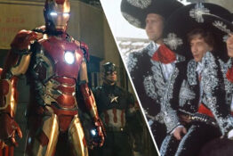 Thor Iron Man Captain America Three Amigos
