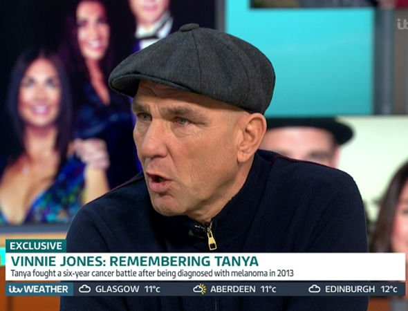 Vinnie Jones In Tears Over Wife Not Wanting To Ruin Christmas