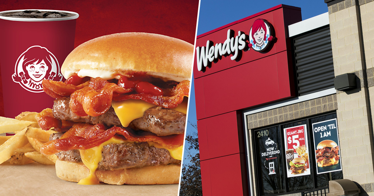 Wendy's Is Coming To Britain Next Year