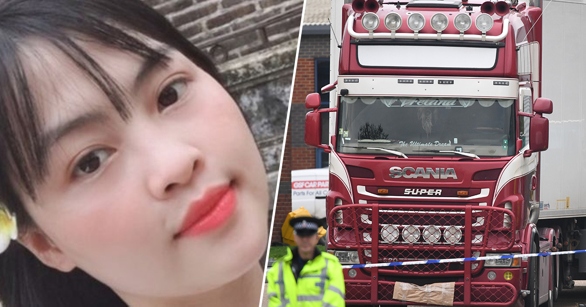 Woman paid for business class ticket on doomed lorry 1